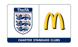 High Lane F.C is a FA Charter Standard Community Club